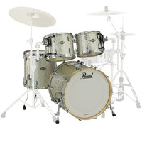 Pearl Masters Premium Maple 20 Fusion Shell Pack Silver Sparkle