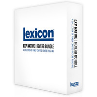 Lexicon LXP Native Reverb Plug-In Bundle