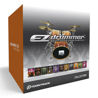 Toontrack EZdrummer Line Collection