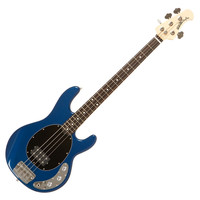 Music Man StingRay 2EQ Bass Guitar RW Blue Pearl with Gigbag